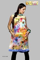 Charming Digital Printed Designer Tunic