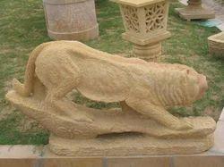 Stone Animal Figure