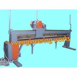 Wire Mesh Cutting Machine