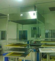 Ceiling Suspended Laminar Airflow