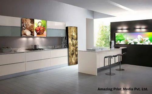 Kitchen Digital Tile   Modular Kitchen Designer ...
