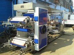 Shiv Engineering Flexo Graphics Polythene Printing Machine