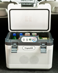 Gray Tropicool Portable Chiller And Warmer 18AD