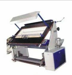 Tubular Knitted Fabric Inspection Machine