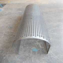 Perforated Heat Shields