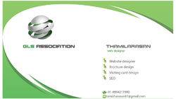 Visiting card designer in chennai visiting card design reheart Image collections