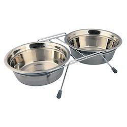 Stainless Steel Solid Double Diners