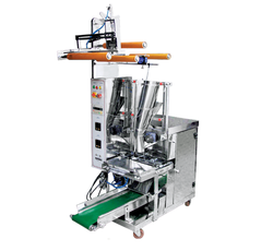 Manual Operating Pneumatic FFS Machine