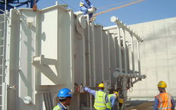 Onsite Transformer Maintenance Services