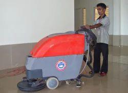 Mechanised Floor Cleaning