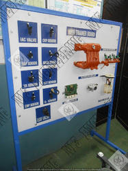 Demonstration Board of MPFI System