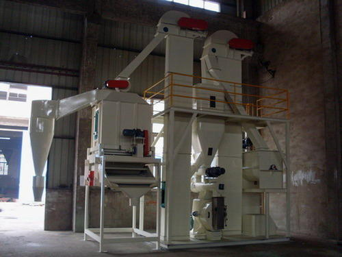 Material Handling Equipment Cattle Feed Plants