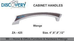 Wenge Sticker Cabinet Handle