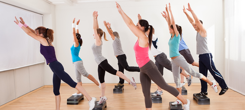 men and women aerobics in jaipur by viewsonic fitness id 9469924355
