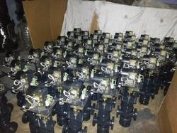 Electric Motorized Control Valve