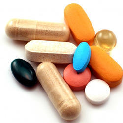Vitamins Tablets
