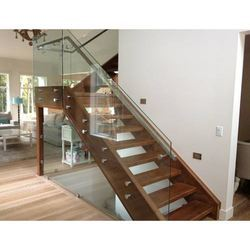 Frameless Design Railing