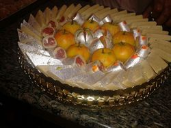 Kaju Apple Sweets (Sagar Sweets Special)