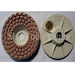 Dia GC Spongy Wheel for Polishing Marble Granite Gols