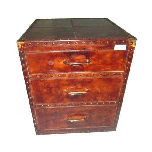 Leather Cabinet And Trunk Manufacturer from Noida