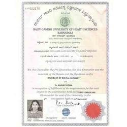 Educational Certificate Attestation in India