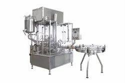 Cup Filling Machine & Sealing Machine