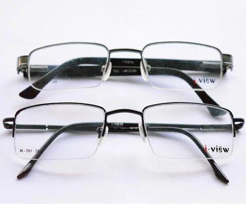 de7500af04e I View Half Rim Metal Optical Frame - My Vision Optics