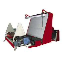 Non Woven Carpet Inspection Machine