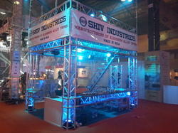 Aluminum Exhibition Rental Truss