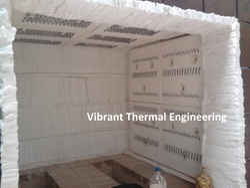 Fibrothal Heating Furnace