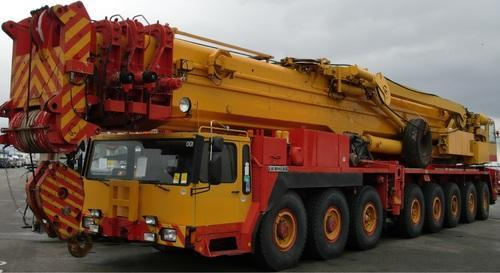440 Tons Capacity Liebherr Ltm 1400 - Buy, Sell And Hire All
