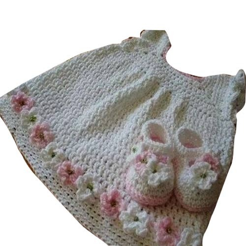 Crochet Baby Frock Phoenix Clothing Company Manufacturer In