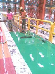 India Epoxy Floor Coating Services