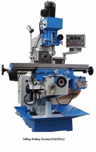 Horizontal Milling Machine >> Vertical Horizontal Type Milling Machine