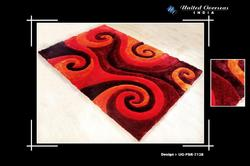 Polyester 3D Shag Rugs