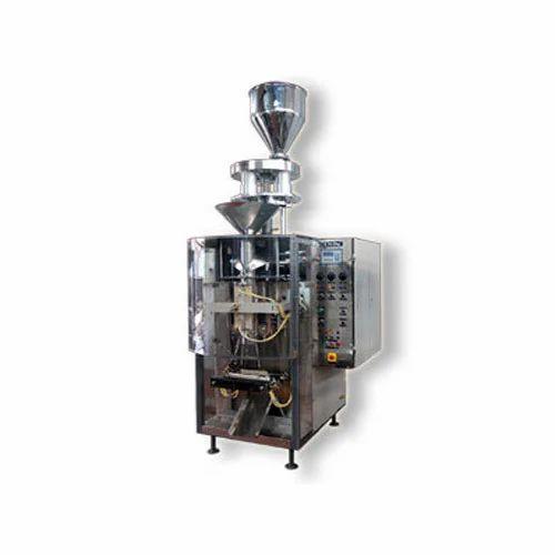 Mild Steel Gempac Automatic Granules Packing Machine, Capacity: 500 Gm To 2000 Gm, 220v