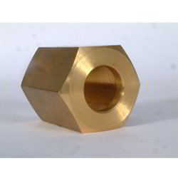 Induction Furnance Brass Nut ET