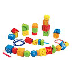 Lacing Bead Toy