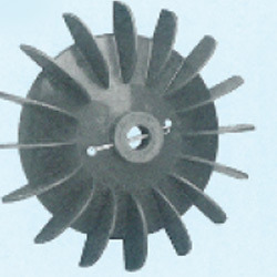 Plastic Fan Suitable For PSG 132 Frame Size