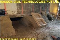Underpinning & Retrofitting Contractors