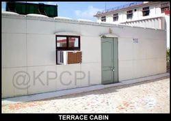 GRP Portable Office Cabin