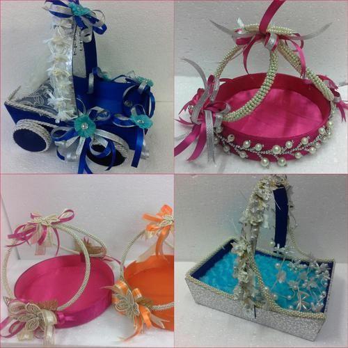 Wedding Basket Design At Rs 300 Pieces Gift Baskets Uphaar Ki