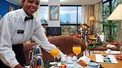 24 Hours Room Service