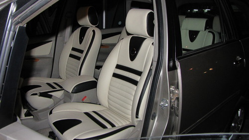 Custom Leather Seat Covers Automobile Interiors Accessories