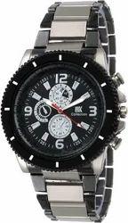 IIK COLLECTION Men Chronograph Wrist Watch, Model Name/Number: IIK-039M