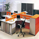 Modular Office Workstation Designing