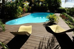 Exterior Swimming Pool Deck