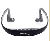 Neck Band MP3 Player