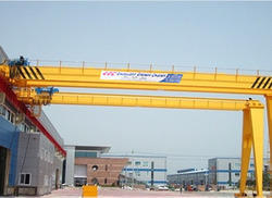 Double Girder Semi Goliath Cranes