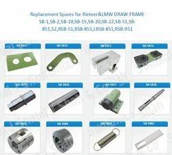 Draw Frame spares Manufacturer
